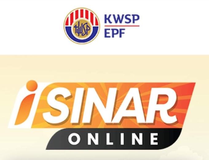 Bayaran iSinar Bulan Mei Bermula 03 Mei 2021 (ISNIN)
