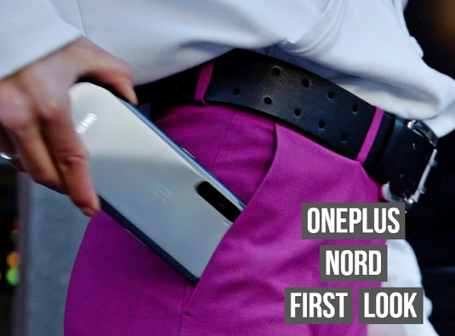 OnePlus Nord: First Look, Specifications, and Release Date