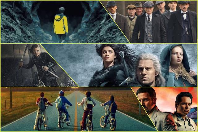 أفضل 10 مسلسلات من إنتاج شركة نتفليكس Netflix