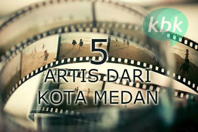 artis kota Medan