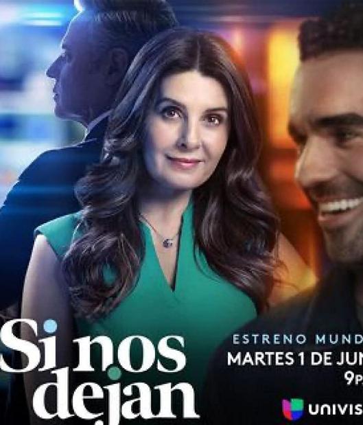 telenovela Si Nos Dejan