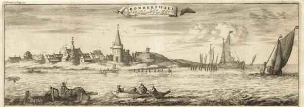 Verdronken Land Van Reimerswaal