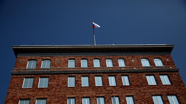 The United States orders closure of Russian consulate in San Francisco