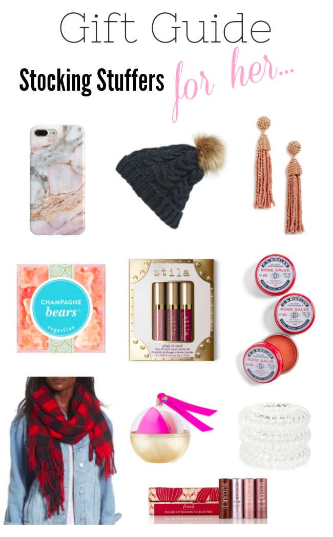 Stocking Stuffers For Her Him Lovely Life Styling