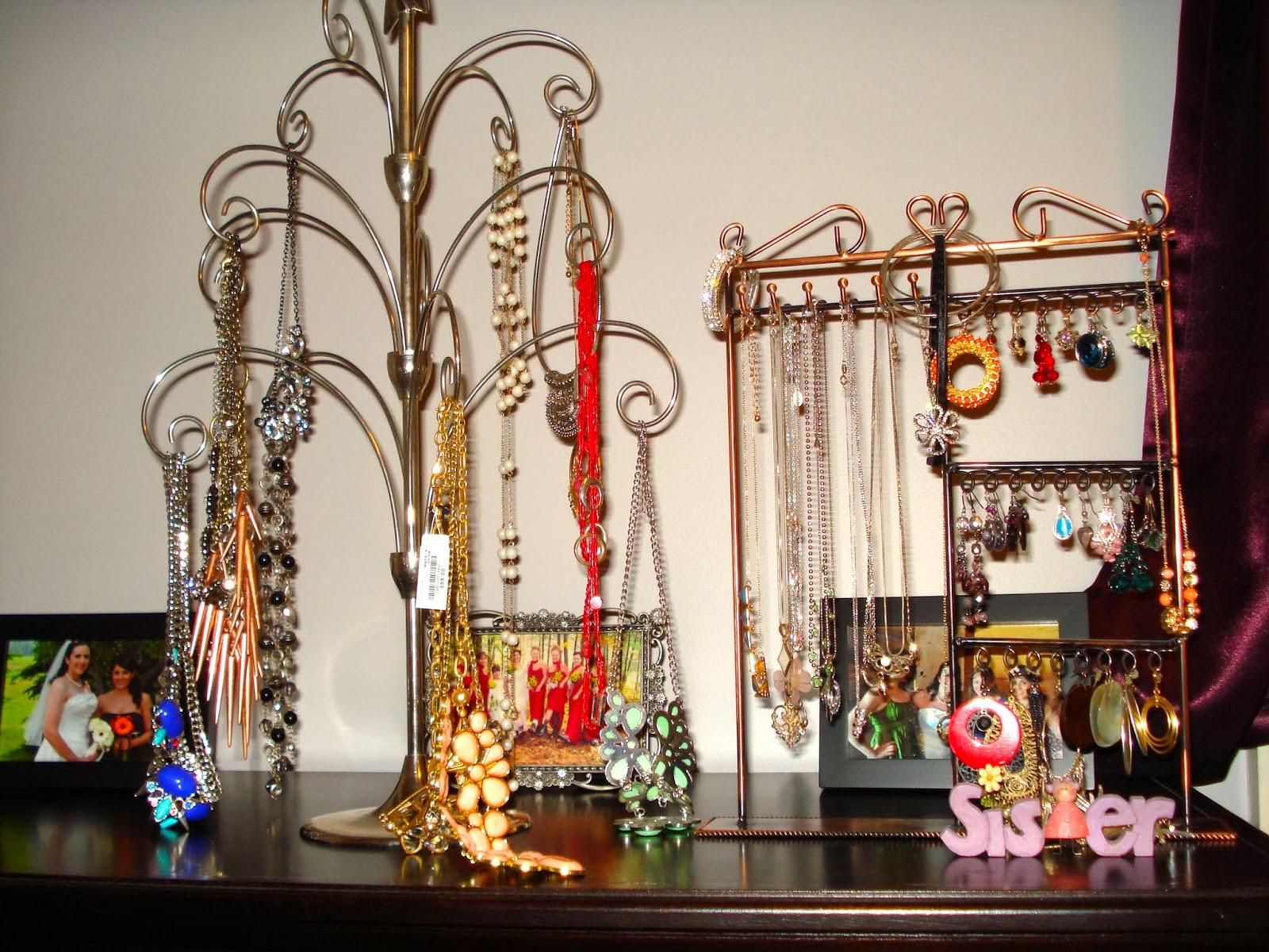 Jewelry Organization and Storage - HSN Jewelry Armoire ...