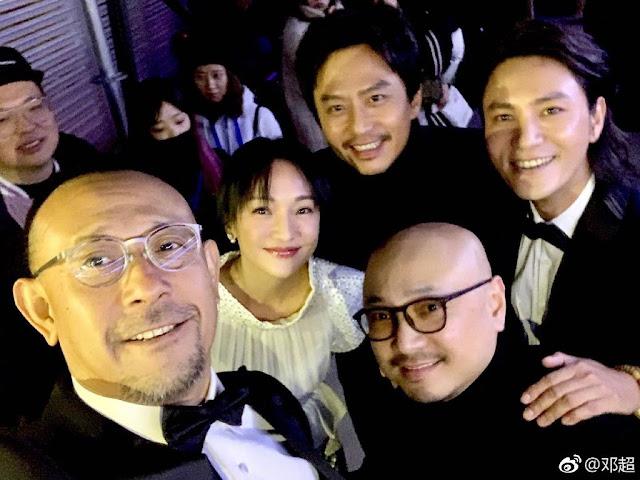 Jiang Wen Zhou Xun Chen Kun Xu Zheng Deng Chao Huabiao Awards