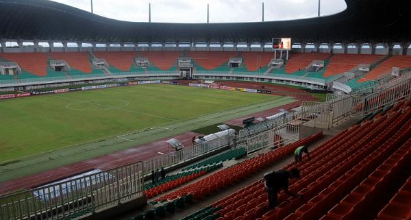 Stadion Pakansari Sicinong, Bogor