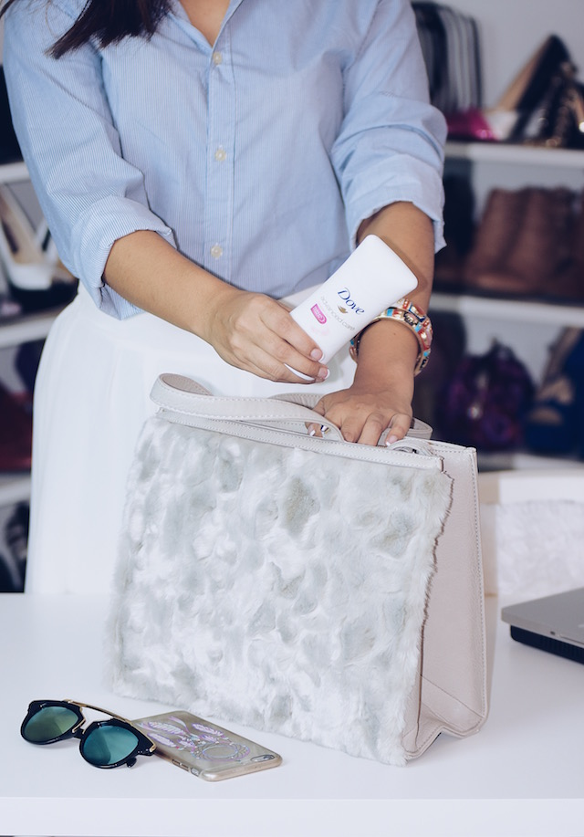 On The Go With Dove- Mari Estilo- Dime Media- Fashion Blogger- It Girl- Influencer- Always on the Go-desodorante duradero