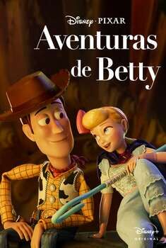 Aventuras de Betty Torrent – WEB-DL 1080p Dual Áudio