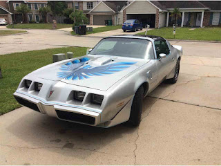 1979 Pontiac Firebird Trans Am This car turns heads everywhere it goes