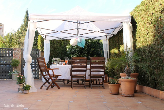 Como hacer una carpa top carpas para camping with como for Mesa plegable groupon