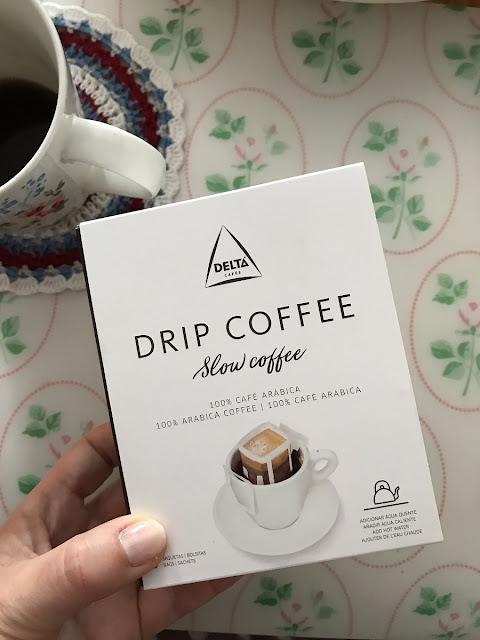 drip Coffee da Delta