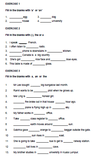 English Module for UPSR : Complete Notes & Exercises for ...