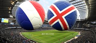 Исландия – Франция  смотреть онлайн бесплатно 11 октября 2019 прямая трансляция в 21:45 МСК.