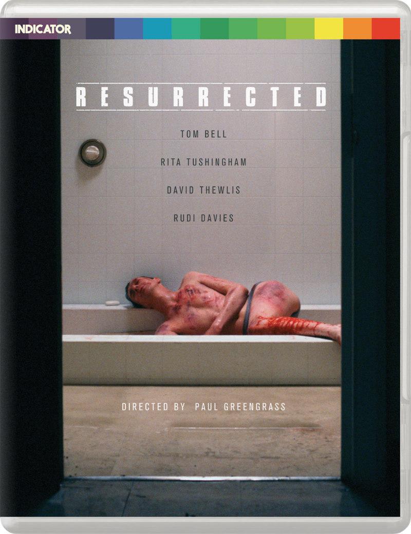 resurrected 1989 bluray