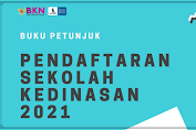 Buku Petunjuk Pendaftaran Sekolah Kedinasan 2021