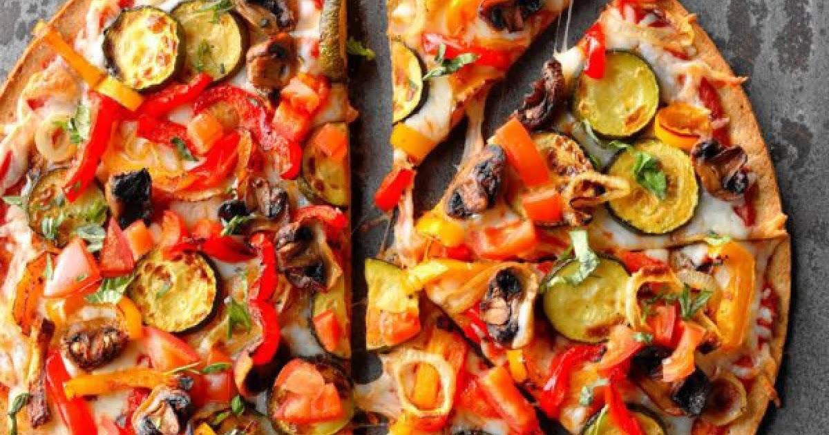 Vegan Pizza Recipe No Cheese Vegfoodiez