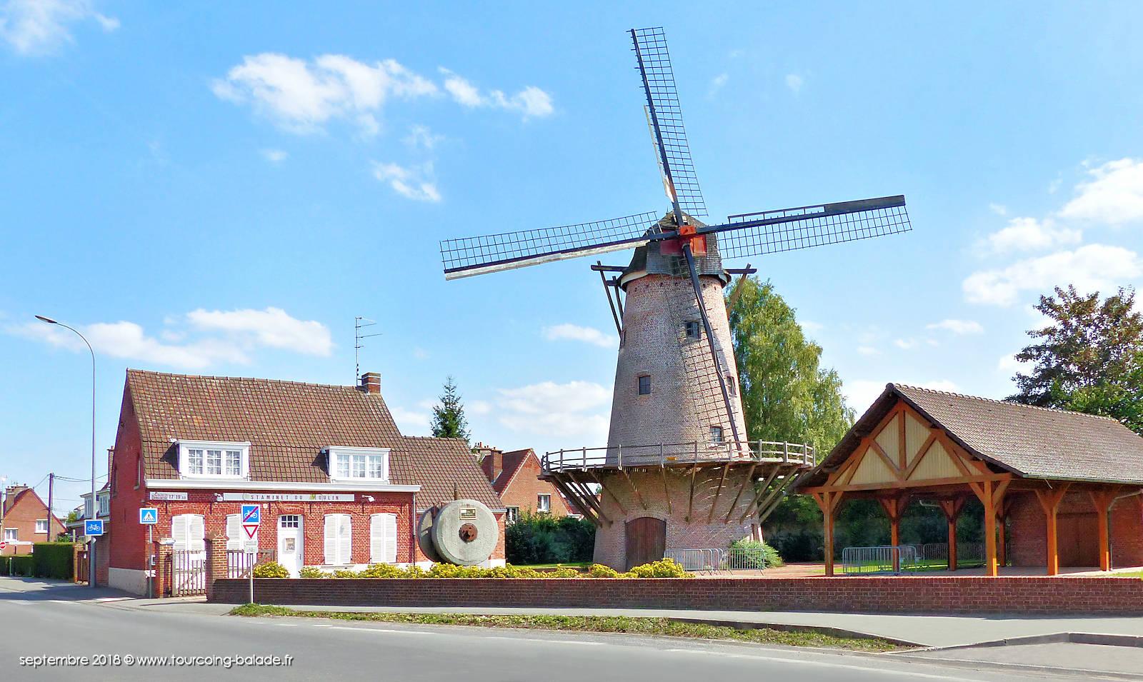 Moulin Hollebeke, Halluin - 2018