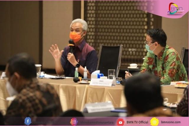 SRG Solusi Petani Stabilkan Harga Panen Di Jateng