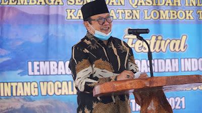 LASQI Lotim Bakal Melenggang ke Tingkat Nasional, Begini Pesan Wakil Bupati