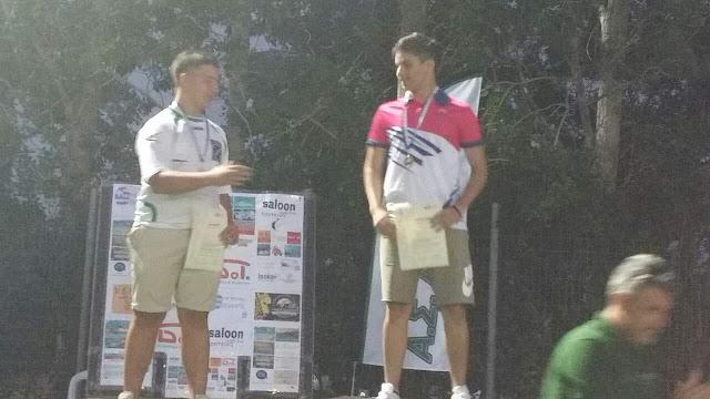 Χρυσό μετάλλιο για τον 16χρονο τοξότη Νίκο Σιατερλή του ΑΟ Μέρμπακα !