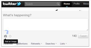 Cara Upload dan Menghapus foto di Twitter dengan benar