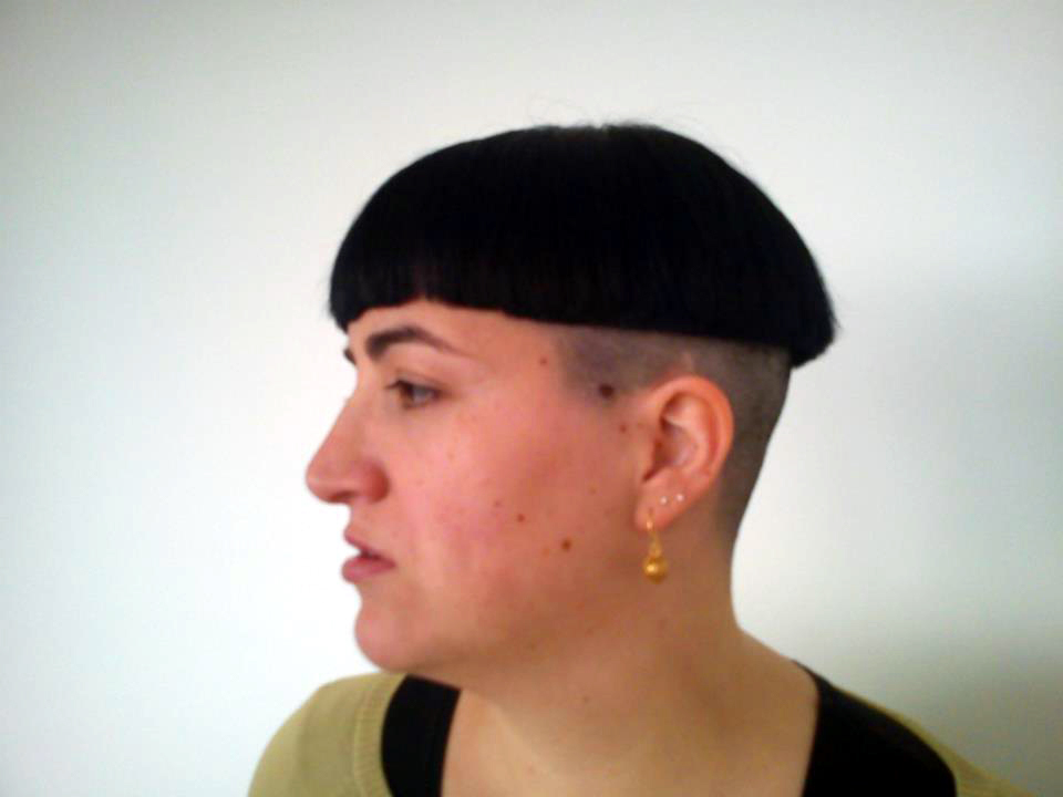 Raquel S New Bowlcut