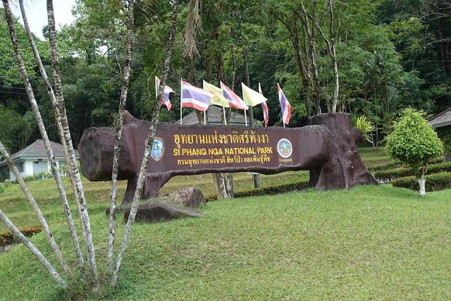 งอยู่ในเขตป่าสงวนแห่งชาติ ในพื่นที่อำเภอตะกั่วป่าและอำเภอคุระบุรี จังหวัดพังงา มีสภาพป่าอุดมสมบูรณ์และสวยงามตามธรรมชาติ  มีที่ท่องเที่ยวที่สำคัญ เช่น  น้ำตกตำหนัง น้ำตกโตนเตย น้ำตกโตนไทร เกาะพระทอง