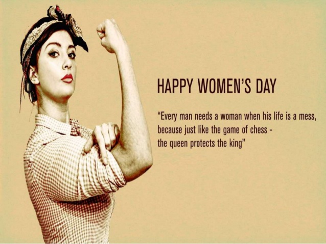 International women's day quotes for girlfriend, happy international women's day quotes
