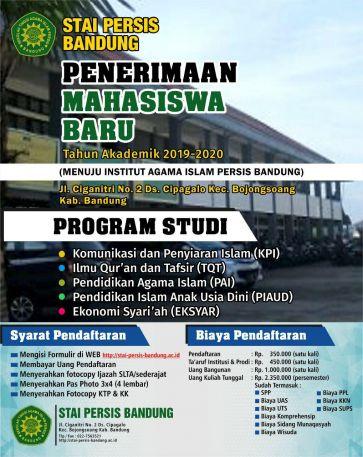 PMB STAIPI Bandung