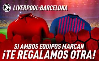 sportium promo champions Liverpool vs Barcelona 7 mayo 2019
