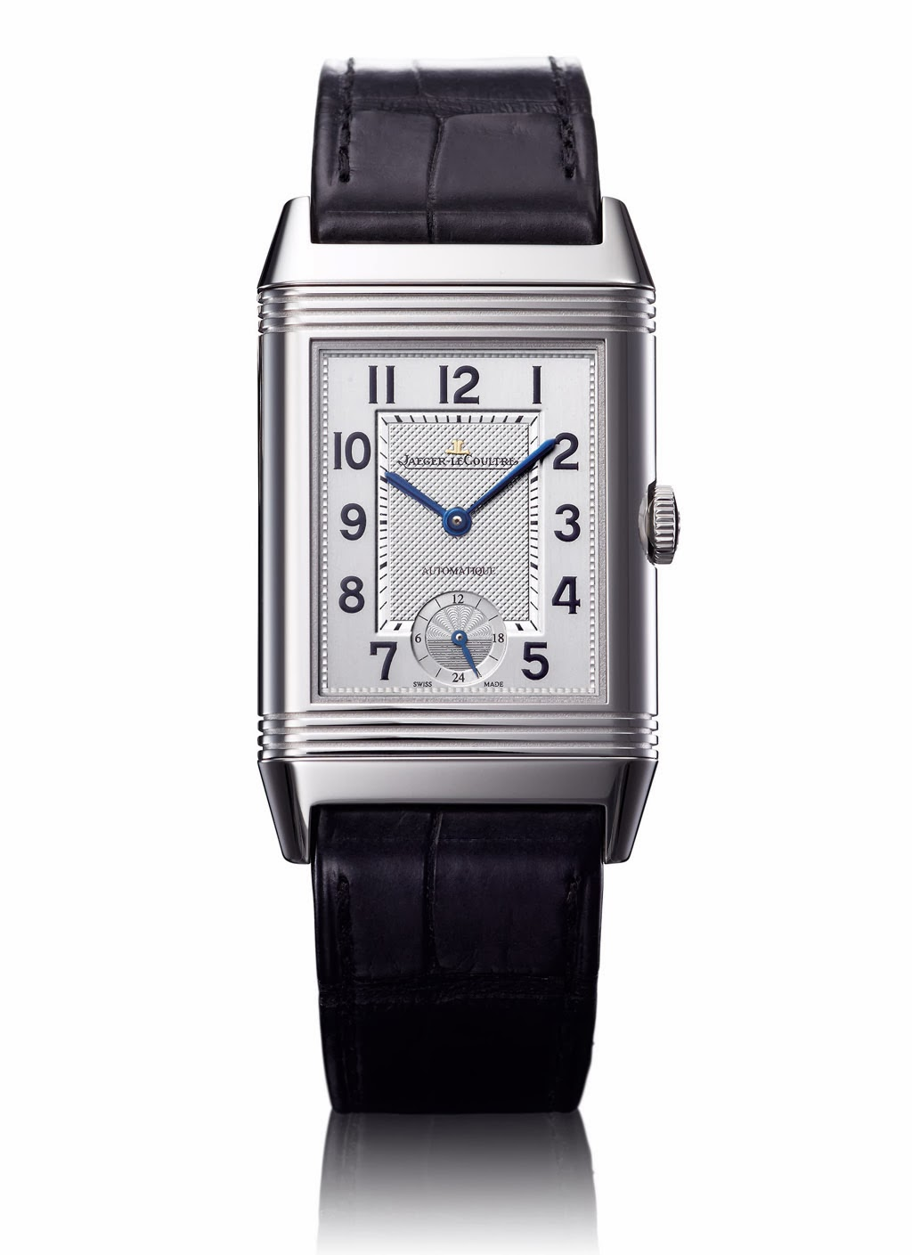 SIHH 2014: Jaeger-LeCoultre - Grande Reverso Night & Day Ref ...