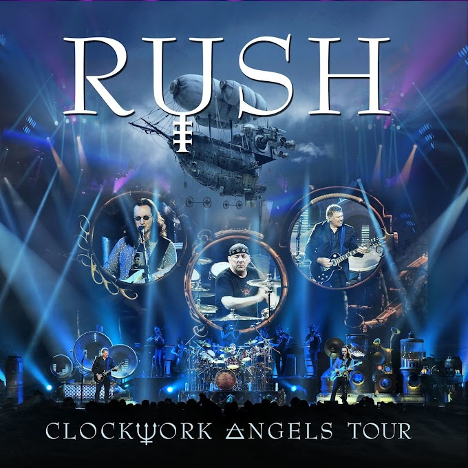Rush - Clockwork Angels Tour (2013)