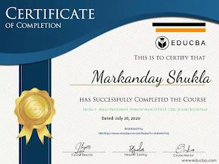 Web-Developer Certificate