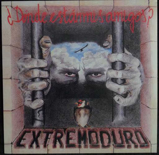 Comunidad Del Ffvinilo Extremoduro Dónde Están Mis Amigos Dro 1993 Warner Music 2014