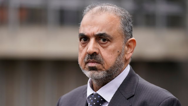 Lord Nazir Ahmed resigns from UK's House of Lords