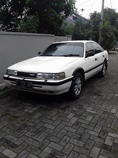 MOBIL BEKAS DIJUAL Mazda Capella 626 Tahun 1989