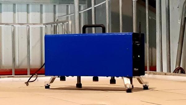 內政部推動寧靜宅 明道聲學實驗室檢驗抗噪建材