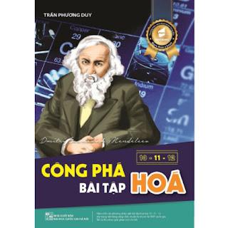 Công Phá Bài Tập Hóa lớp 10-11-12 ebook PDF-EPUB-AWZ3-PRC-MOBI