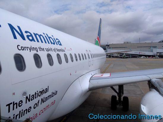 Aeropuerto de Windhoek