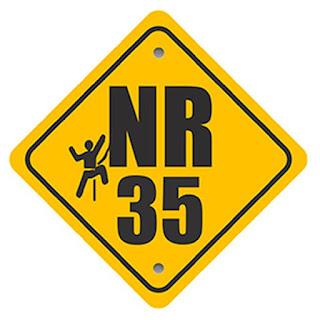 Curso Online de NR 35 Trabalho em Altura com Certificado Válido em todo Brasil.