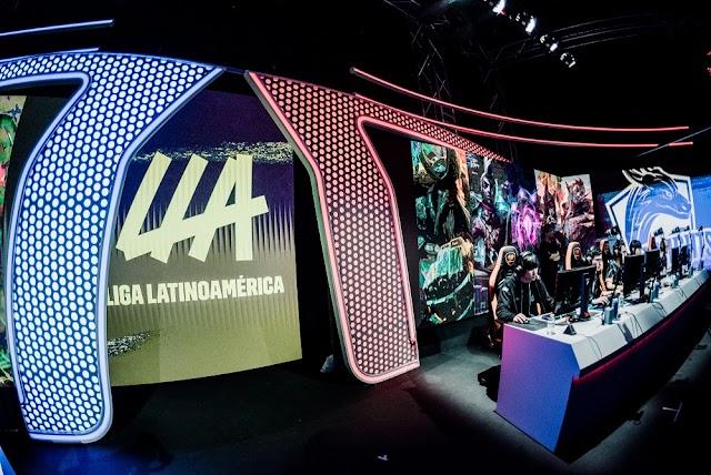 1 millón de vistas totales en el inicio de la Liga Latinoamérica de League of Legends