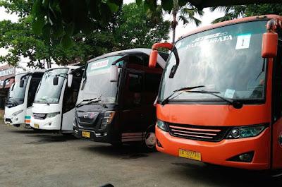Bus Pariwisata Magelang Tujuan Malang, Surabaya