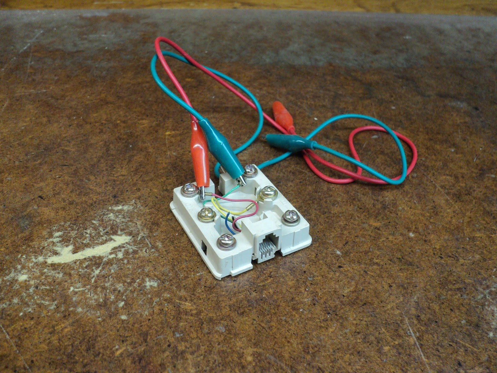 Wiring House Phone