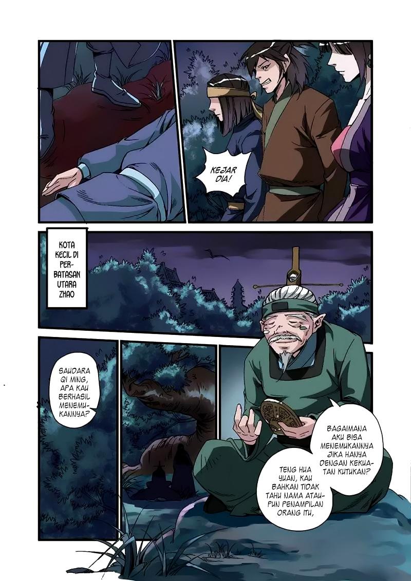 Komik xian ni 047 - chapter 47 48 Indonesia xian ni 047 - chapter 47 Terbaru 22|Baca Manga Komik Indonesia