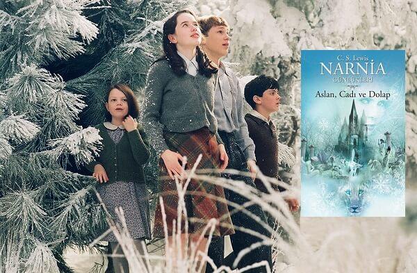 Kitap yorumu: C. S. Lewis - Aslan, Cadı ve Dolap (Narnia Günlükleri - 2. Kitap)