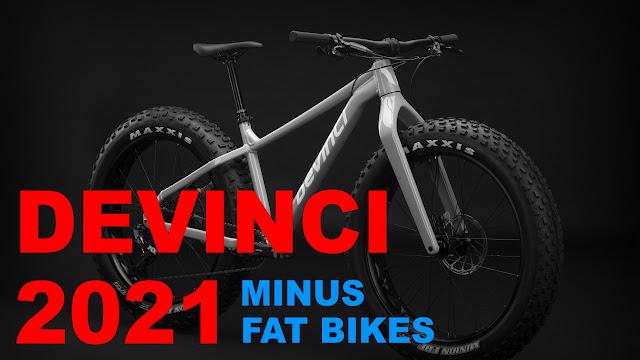 Fatbike Republic 2021 Devinci Minus Fat Bike Minus NX Newfoundland