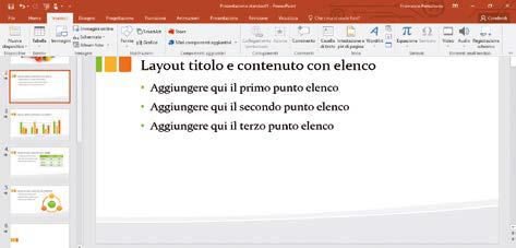 Come fare una presentazione con PowerPoint