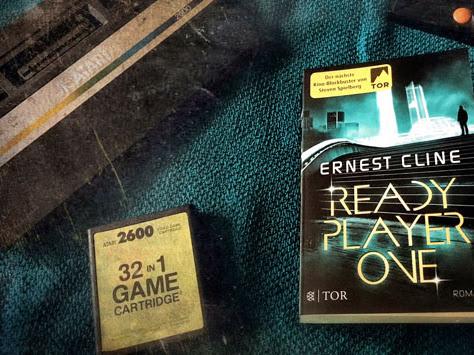 [REZENSION] Ready Player One von Ernest Cline