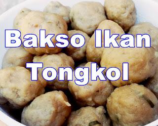 Bakso Tongkol